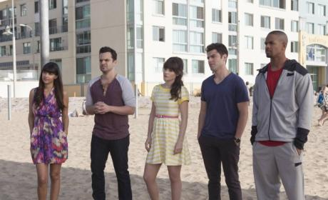 New Girl Cast Image