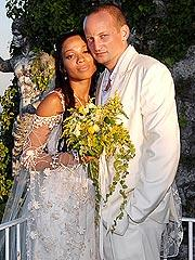 Tamyra and New Hubby