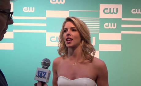 Emily Bett Rickards Speaks on Arrow Finale