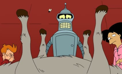 "Futurama Review: ""Attack of the Killer App!"""