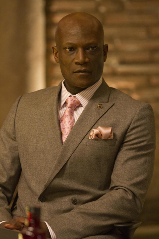 Peter Mensah on True Blood