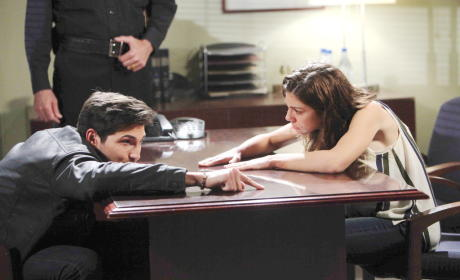 Abigail Pleads with Ben - Days of Our Lives