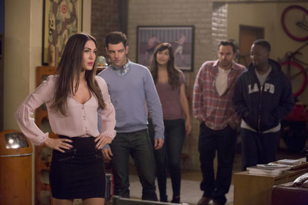New girl jess dating reagan