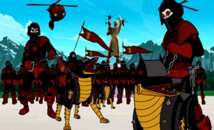 "Venture Brothers Review: ""The Revenge Society"""