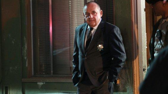 Paul Guilfoyle on CSI