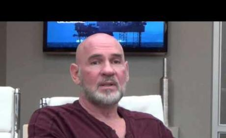 Mitch Pileggi Set Interview