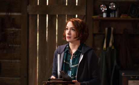 Charlie - Supernatural Season 10 Episode 18