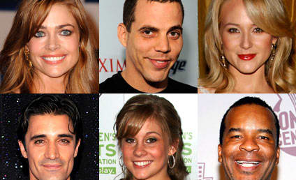 Dancing with the Stars: The Season Eight Cast