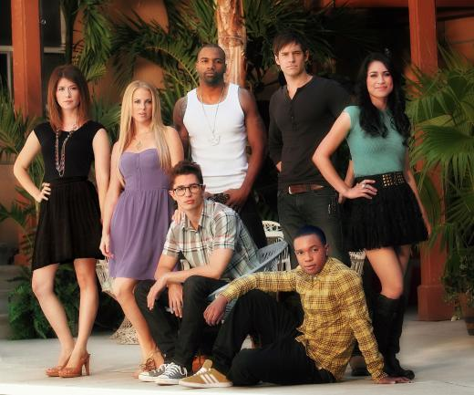 The L.A. Complex Cast Pic