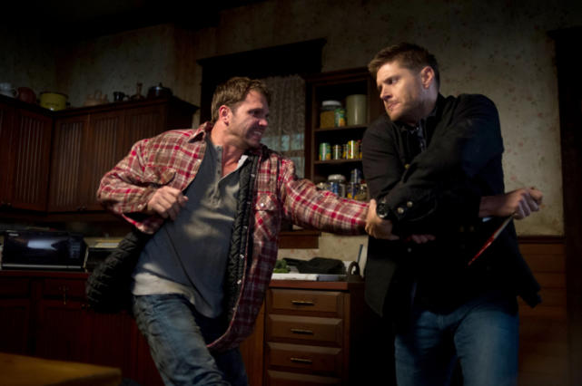 Dean in a Fight
