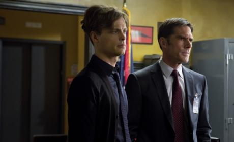 Criminal Minds Review: Guys and Their Families