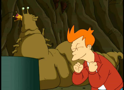 Watch Futurama Season 2 Episode 4 Online