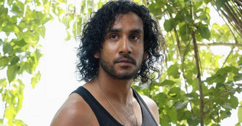 Naveen Andrews on Lost