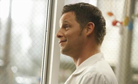 Silly Alex - Grey's Anatomy Season 11 Episode 11