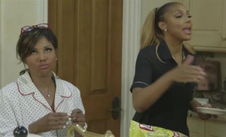 Sisters Fight! - Braxton Family Values