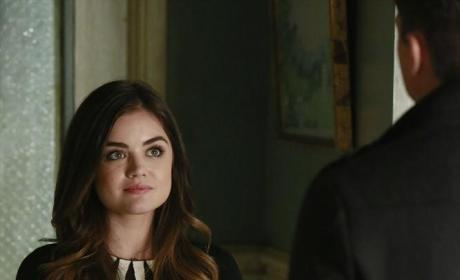 Happy to See Holbrook - Pretty Little Liars Season 5 Episode 12