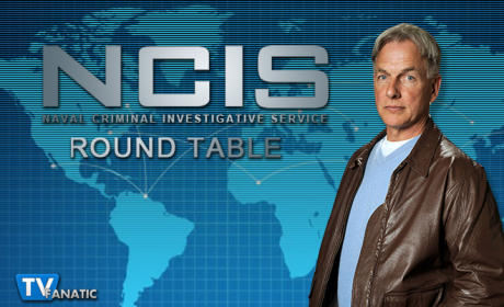 NCIS Round Table: The Curse Of The Glass-Eyed Reptile