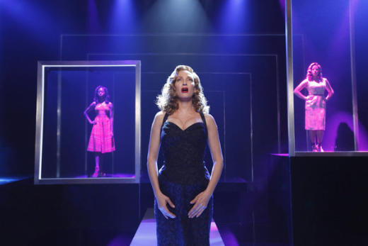 Rebecca Performs In Show Previews