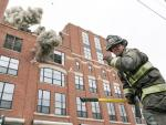 Building Collapse - Chicago Fire