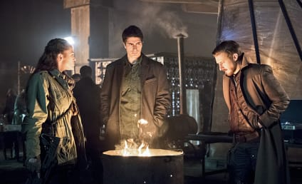 Watch DC's Legends of Tomorrow Online: Season 1 Episode 13