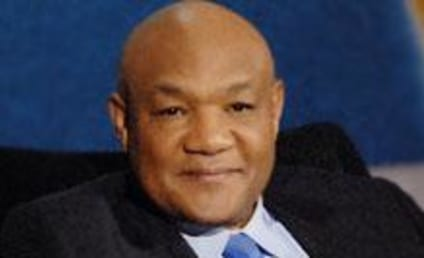 George Foreman Speaks on Role as American Inventor Judge