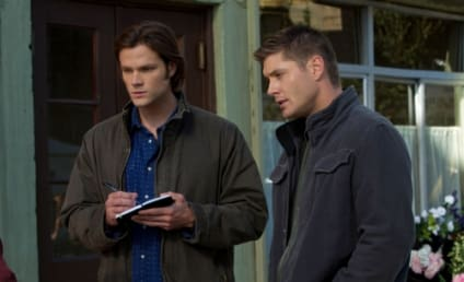 "Supernatural Spoilers: Season Finale to ""Bring Mythology to a Head"""