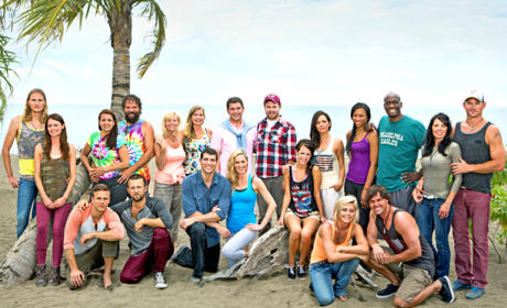 Survivor: Blood vs. Water Cast, Twists Revealed