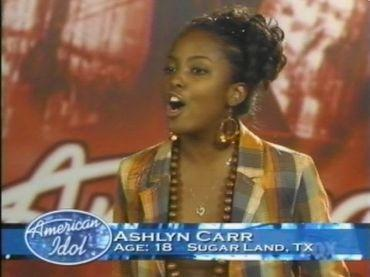 Ashlyn Carr Auditions