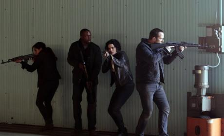 TV Ratings Report: Blindspot Steady At Lows
