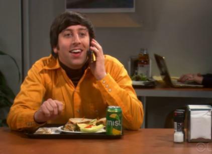 Watch The Big Bang Theory Season 4 Episode 12 Online