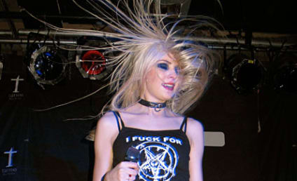 This is Your Standard Taylor Momsen Sighting