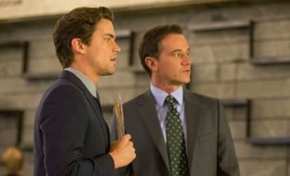 White Collar Midseason Report Card: A-
