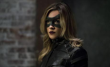 Black Canary au Natural - Arrow Season 4 Episode 2