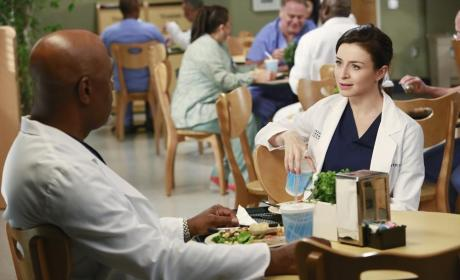 Something To Talk About - Grey's Anatomy Season 11 Episode 2