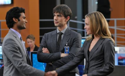 """Covert Affairs Review: """"Walter's Walk"""""""