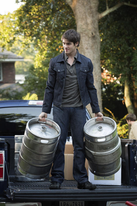 Jeremy and Kegs