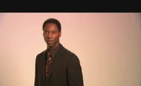 Isaiah Washington PSA