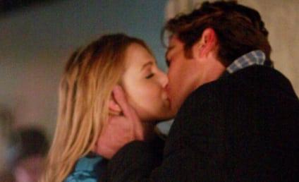 Gossip Girl Spoilers: Serena and Gabriel Kissing!