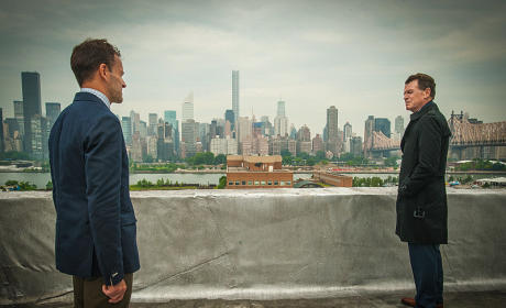 Elementary Review: The Past is Parent
