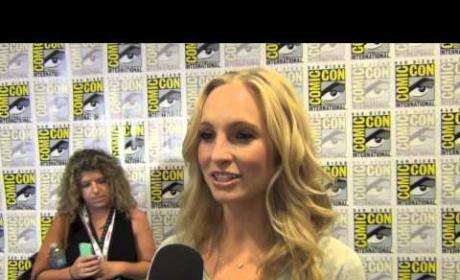 Candice Accola Comic-Con Exclusive