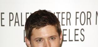 Jensen Ackles Red Carpet Pic