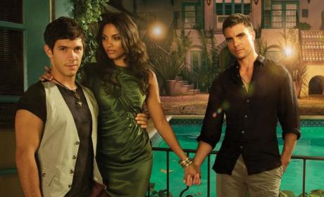 Melrose Place Promo Picture