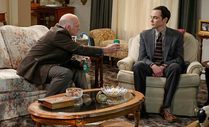 The Big Bang Theory Review: A New Thanksgiving Tradition