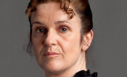 Siobhan Finneran Exits Downton Abbey