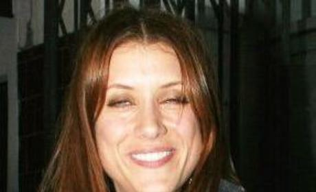 Kate Walsh Turns 40, Parties With Pals