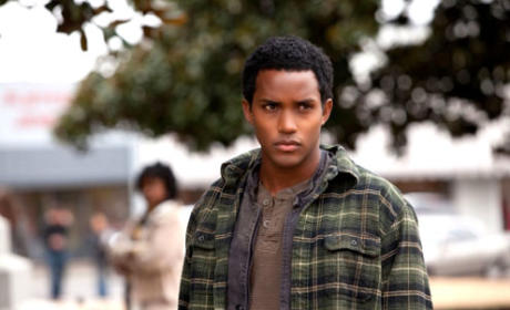 Sterling Sulieman Cast on Pretty Little Liars