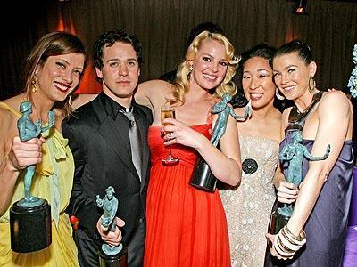 SAG Award winners.