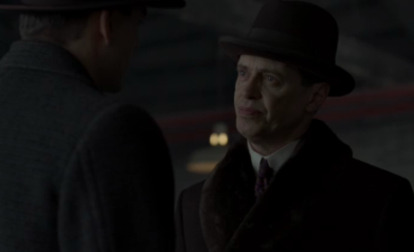 Boardwalk Empire Review: Who's The Boss?
