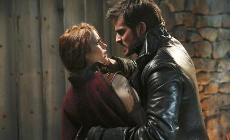 Once Upon a Time Review: A Tortured Hero