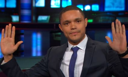 Trevor Noah to Take Over The Daily Show from Jon Stewart